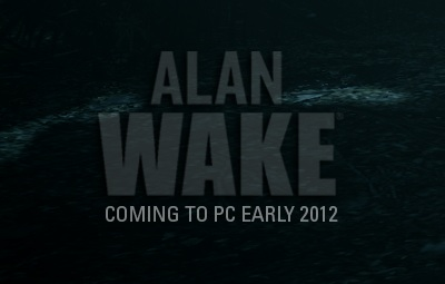 ALAN WAKE PC版